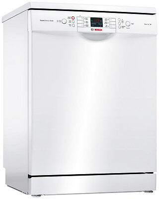 NEW Bosch SMS46GW01A Serie 4 Freestanding Dishwasher