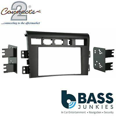 Citroen C3 2002-2009 Car Stereo Radio Double DIN Facia Fascia Cage Kit CT23CT01A