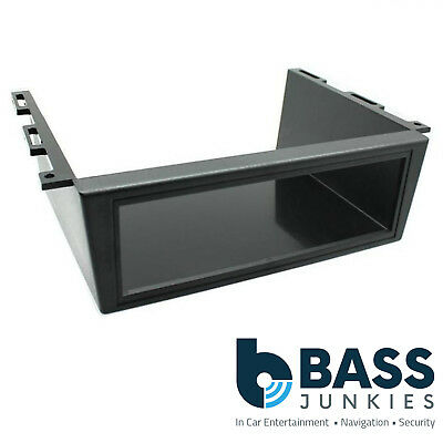 Classic FIAT Cars Single DIN Car Stereo Under Tray Pocket Fascia Mounting Plate