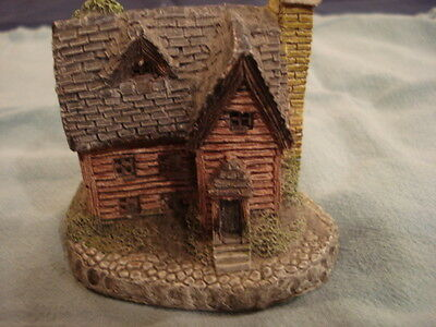 """Museum Collections In.  """"Cricket Cottage"""" 1987  Miniature Houses"""