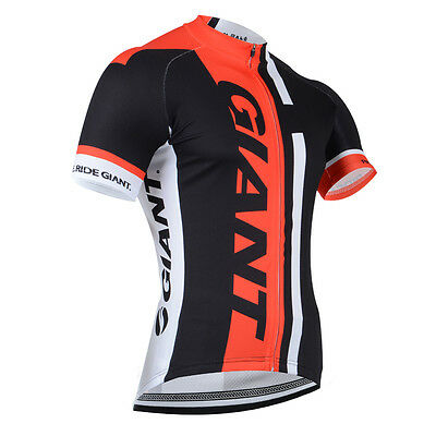 New Mens Short Sleeve Jerseys Tops MTB Outdoor Sports Shirts Bike Cycling Wear