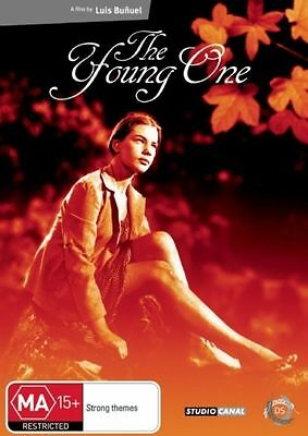 The Young One (DVD, 2009)-REGION 4-Brand new-Free postage