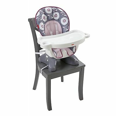 Fisher Price Space Saver High Chair Girl