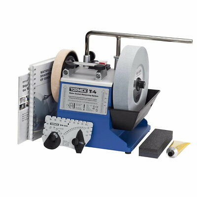 "Tormek T4 Water Cooled Precision Tool Sharpening System with 8"" Stone"