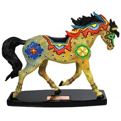 "Moroccan Mosaic Figurine 14 / 10,000 Horse of a Different Color 6.25"" 20306"