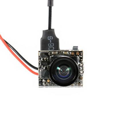 Mini 5.8G 48CH 25mW FPV Camera Integrated Transmitter Racing All-in-one RC551