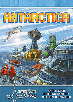 Antarctica - Strategy Board Game