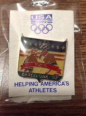 USA Boxing, Barcelona '92 Olympics, Pin