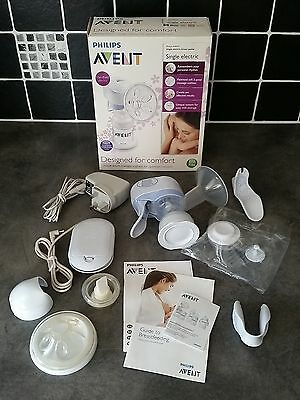 Philips Avent Single Electric and Manual Breast Pump