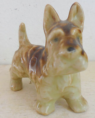 Vintage Scottie Westie Terrier Dog Figurine