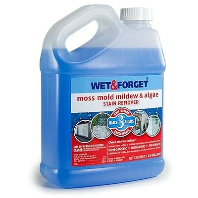 5 Litres Wet And Forget Mould, Algae And Lichen Removal As Seen On TELEVISION