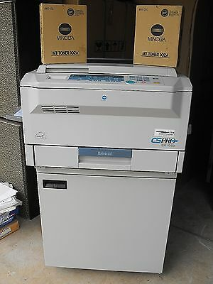 Minolta CS-PRO EP-1052 Photocopier With Stand In Working Condition
