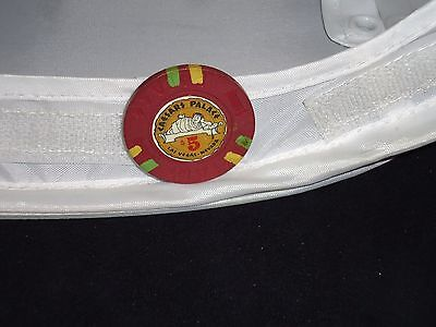 Caesar's Palace 4Th Issue $5 Casino Chip Las Vegas Nevada Rare And Hard To Find!