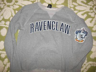 Harry Potter Universal Studios Ravenclaw Sweatshirt Womens Small