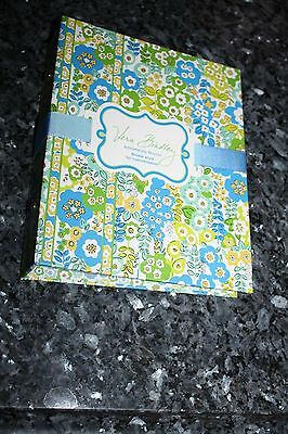 NEW Vera Bradley English Meadow address book BINDER only (NO PAGES)
