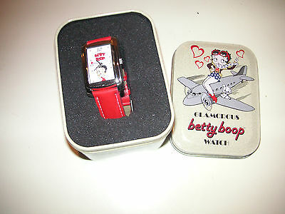 Betty Boop watch and a tin needs battery