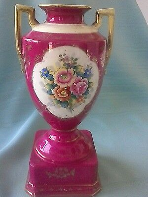 Early 20th century Lusterware Urn Porcelain