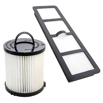 HQRP Dust Cup HEPA & Exhaust Filters for Eureka AirSpeed Pet ReWind Vac Cleaners