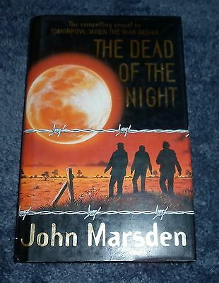 HCDJ Signed - The Dead of the Night, First Edition - John Marsden - Tomorrow
