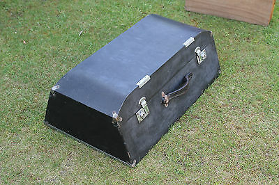 Vintage Car trunk Austin, Armstrong Siddeley Morris classic car 1940s 50s case