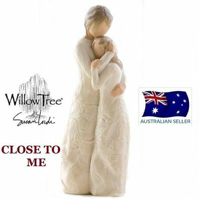 Willow Tree CLOSE TO ME Figurine By Susan Lordi By Demdaco BRAND IN NEW BOX