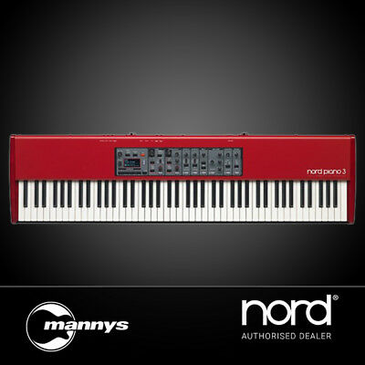 Nord Piano 3 88-Key Grand Weighted Hammer Action Stage Piano