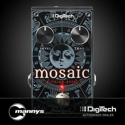 DigiTech Mosaic Polyphonic 12-String Pedal