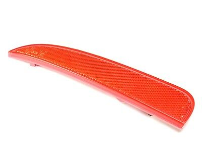 Alfa Romeo 147 GTA Nearside / Left Hand Rear Bumper Reflector Genuine 60679367