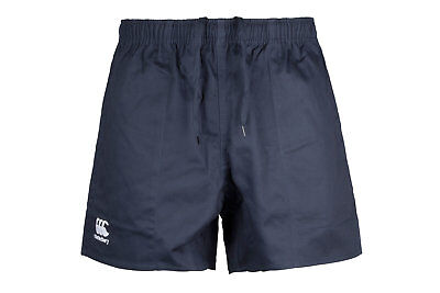 Canterbury Mens Professional Cotton Rugby Shorts Pants Sports Training