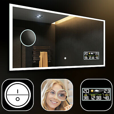 Additional Features For LED Illuminated Mirror