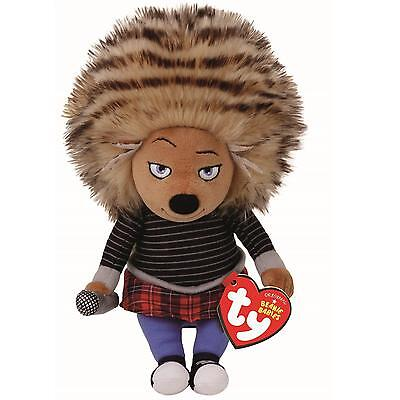 Ty Beanie Babies 41230 Ash the Porcupine Sing