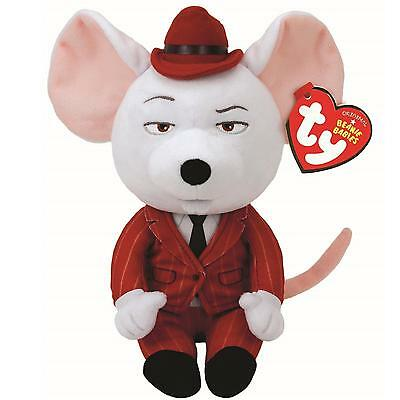 Ty Beanie Babies 41235 Mike the Mouse Sing