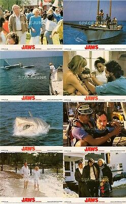 JAWS THE REVENGE Lobby Cards (1987) Complete Set of 8
