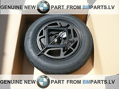 New Genuine Bmw X5 X6 E70 F15 F16 E71 Set Emergency Wheel With Tyre 36110007376