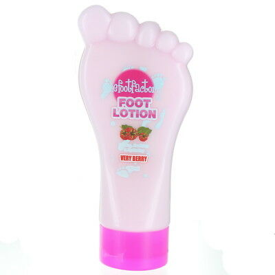 Pretty the Foot Factory Very Berry Fußlotion 180 ml