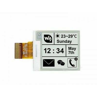 Waveshare 1,54 inch 200x200 E-Ink E-Paper Raw Display Panel SPI WS12561
