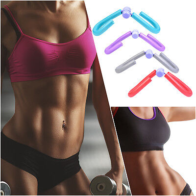 Yoga Fitness Thigh Leg Arm Muscle Exerciser Machine Foldable Workout Equipment