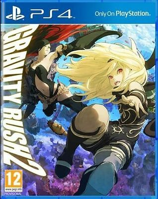 Gravity Rush 2 - Ps4 - Brand New And Sealed