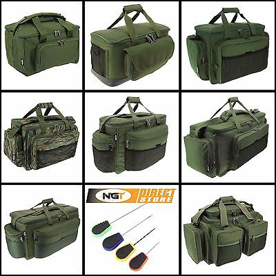 Carp Carryall Ngt  Fishing Luggage Fishing Bag Multi Listing Barrow Bag Holdall,