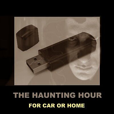 Enjoy The Haunting Hour In Your Car Or Home. 42 Old Time Radio Scaaaarry Shows!