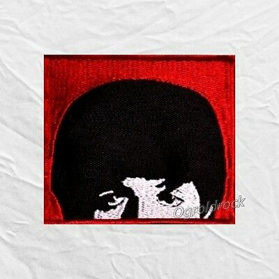 The Beatles Paul McCartney A Hard Day's Night Embroidered Patch John Ringo