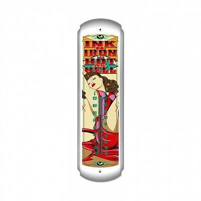 Hot as Hell Thermometer - Hand Made in the USA with American Steel