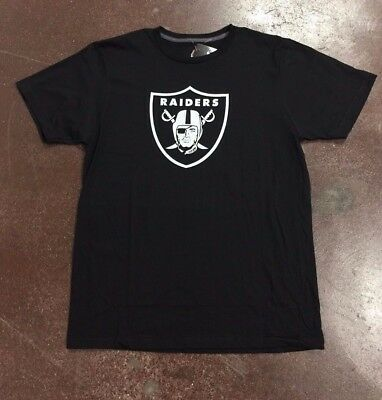 Oakland Raiders Majestic Athletic NFL Prime Time Tee