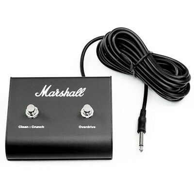 Marshall Footswitch: Clean/Crunch and Overdrive - To Suit MG-Series Amplifiers