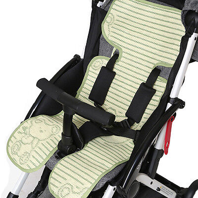 2017 Summer Baby Seat Pad / Liner for Stroller Pram Bamboo Car Seat Cushion Mat