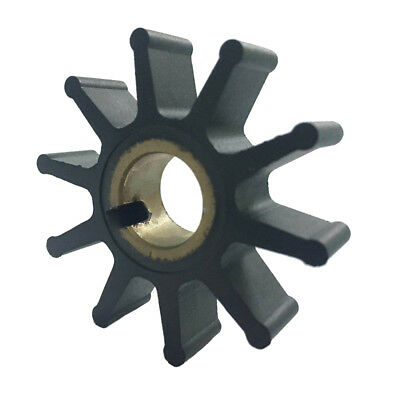 Water Pump Impeller 47-F40065-2 Quicksilver F40065-2 Sierra 18-3084 Replacement
