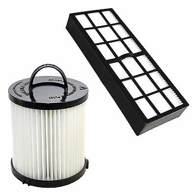 HQRP Dust Cup HEPA & Exhaust Filters for Eureka 3000 Series Upright Vacuums
