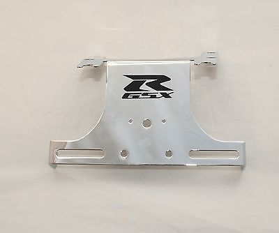 Support De Plaque Suzuki Gsxr 600 750 2006 2007