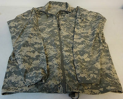 ACU Level 4 Top Wind Cold Weather Jacket Size Small Regular New W/out Tags