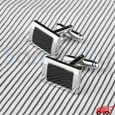 2017 New Luxury Cufflinks Mens Shirt Cuff Button Gifts for Men Free Shipping